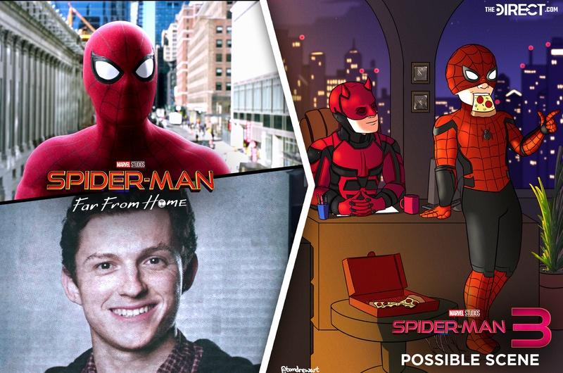 Spider-Man 3 - Scene Prediction