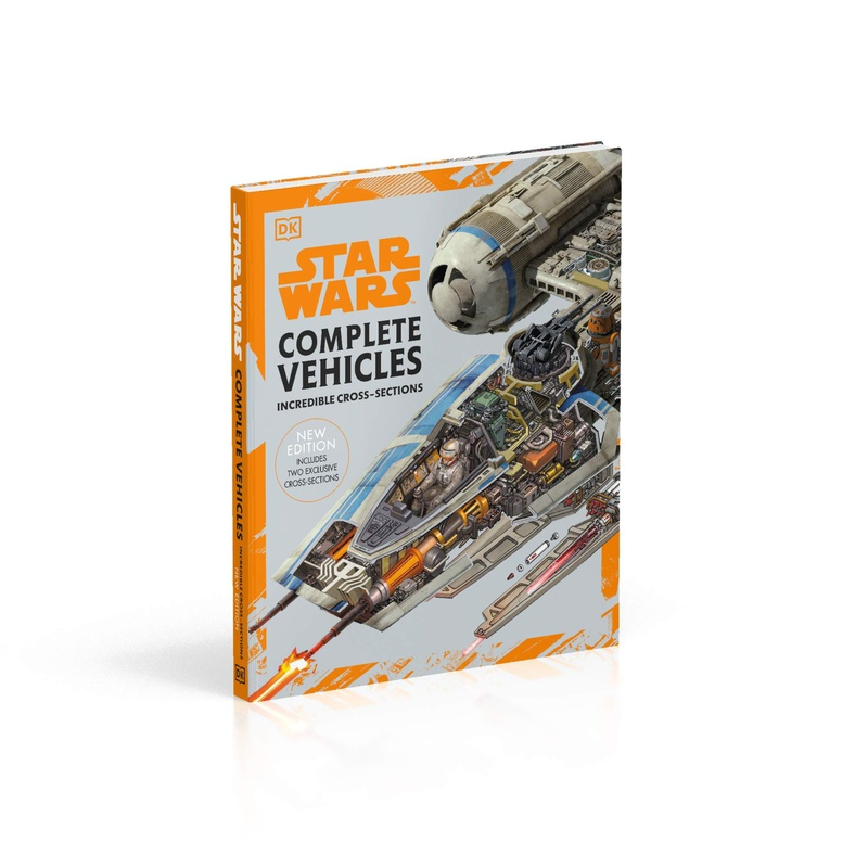 Star Wars Vehicles Collection Book