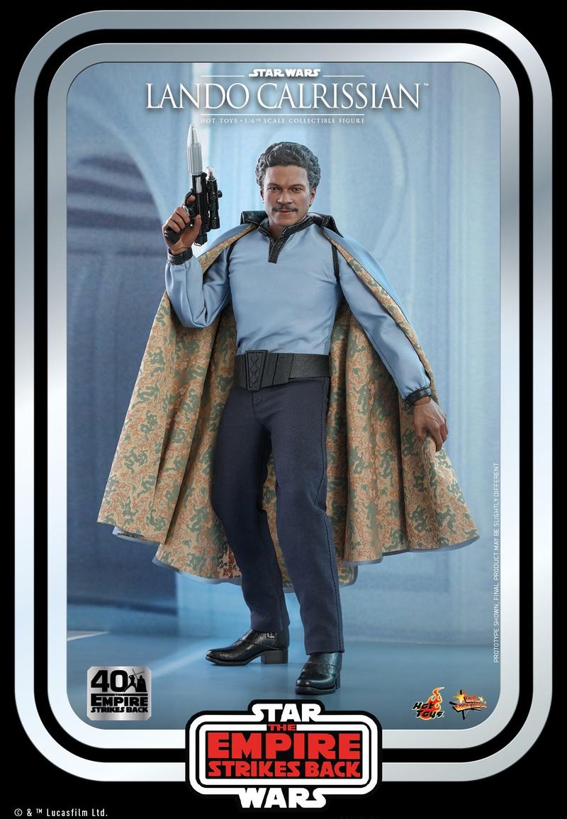 Lando Hot Toys Collectible 1