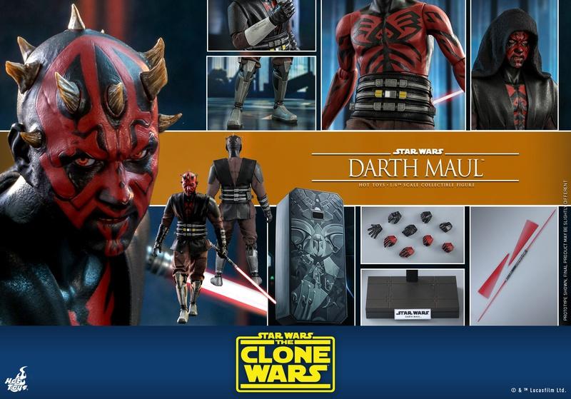 Darth Maul Hot Toys 6