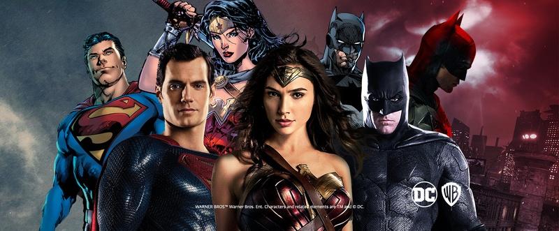 DC Comics Banner