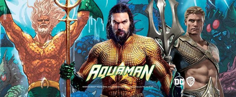 Aquaman DC Comics Cover Photo