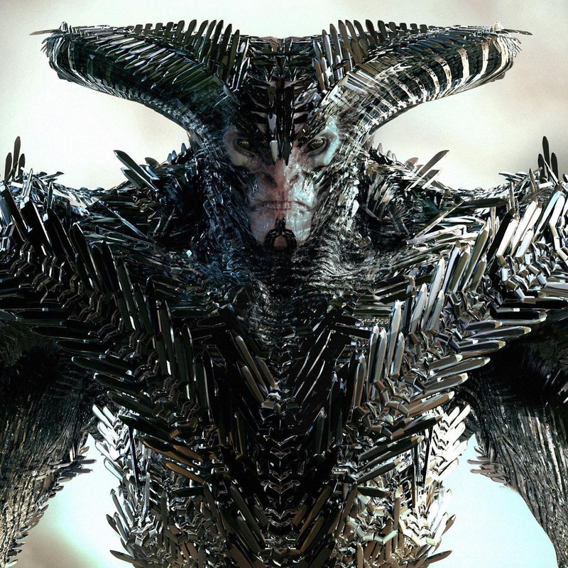 Steppenwolf Snyder Cut Concept