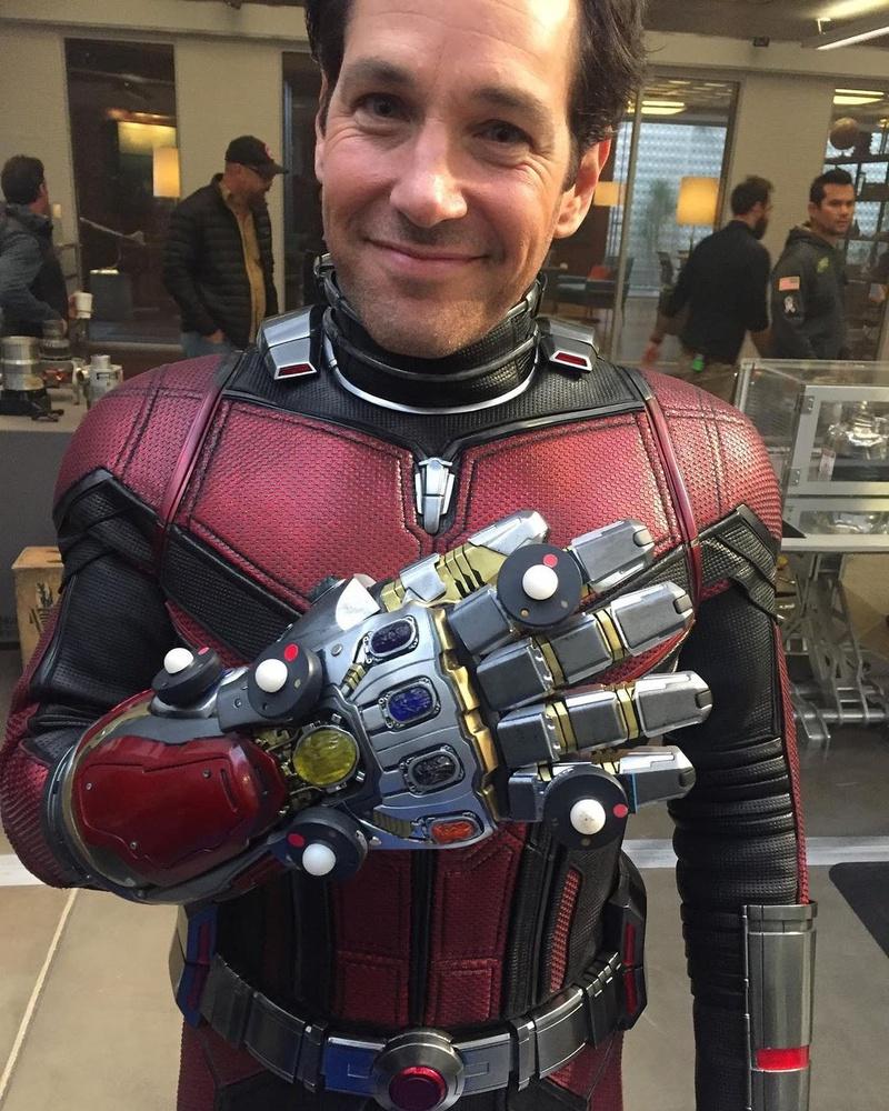 Paul Rudd Avengers Endgame
