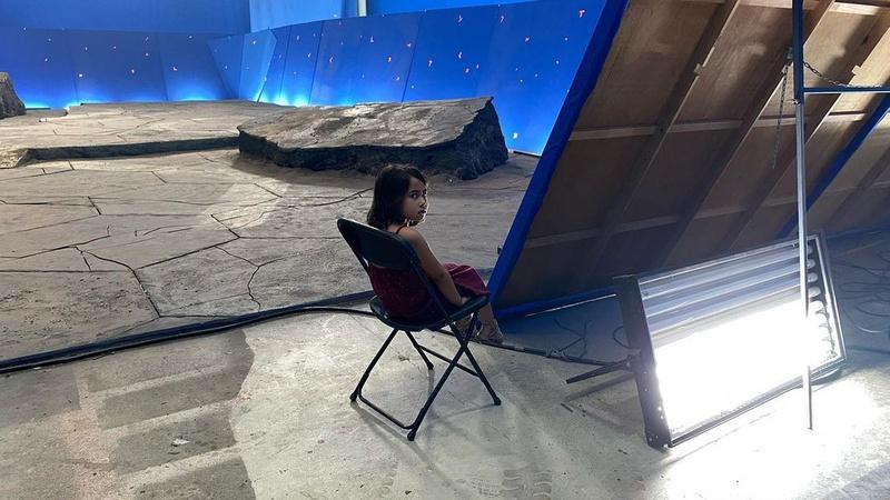 Thor 4 Production Set