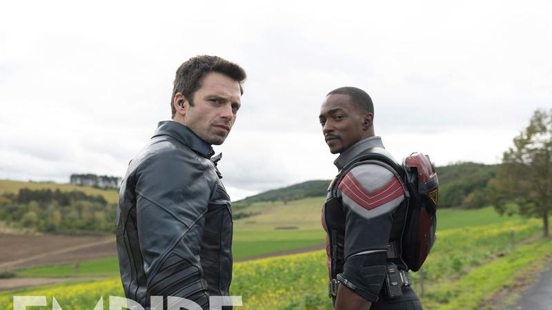 Falcon and the Winter Soldier still 1