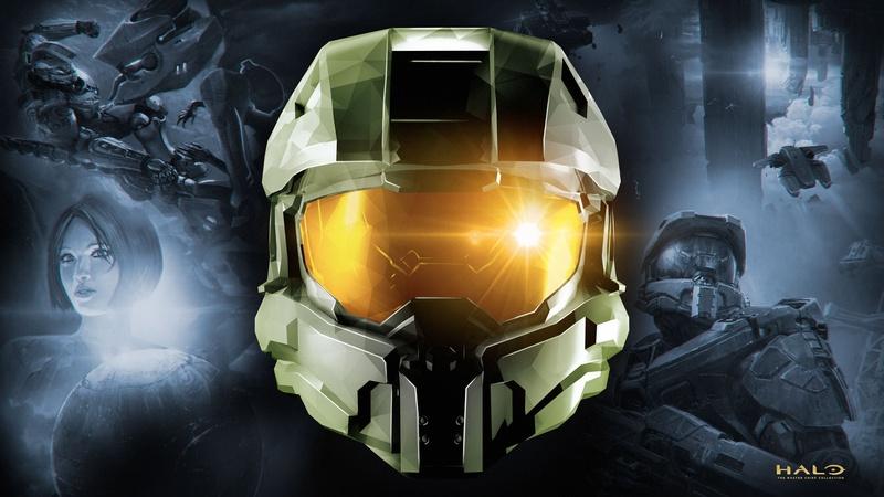 Halo 4 Master Chief Helmet Wallpaper