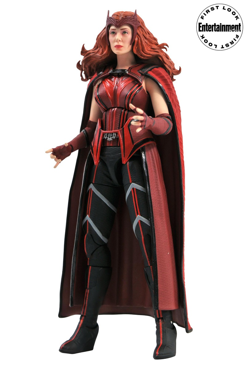 WandaVision Scarlet Witch Diamond Select