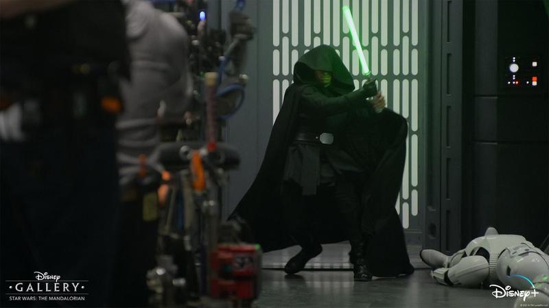 Luke Skywalker Stunt Actor