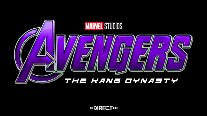 Avengers: The Kang Dynasty logo