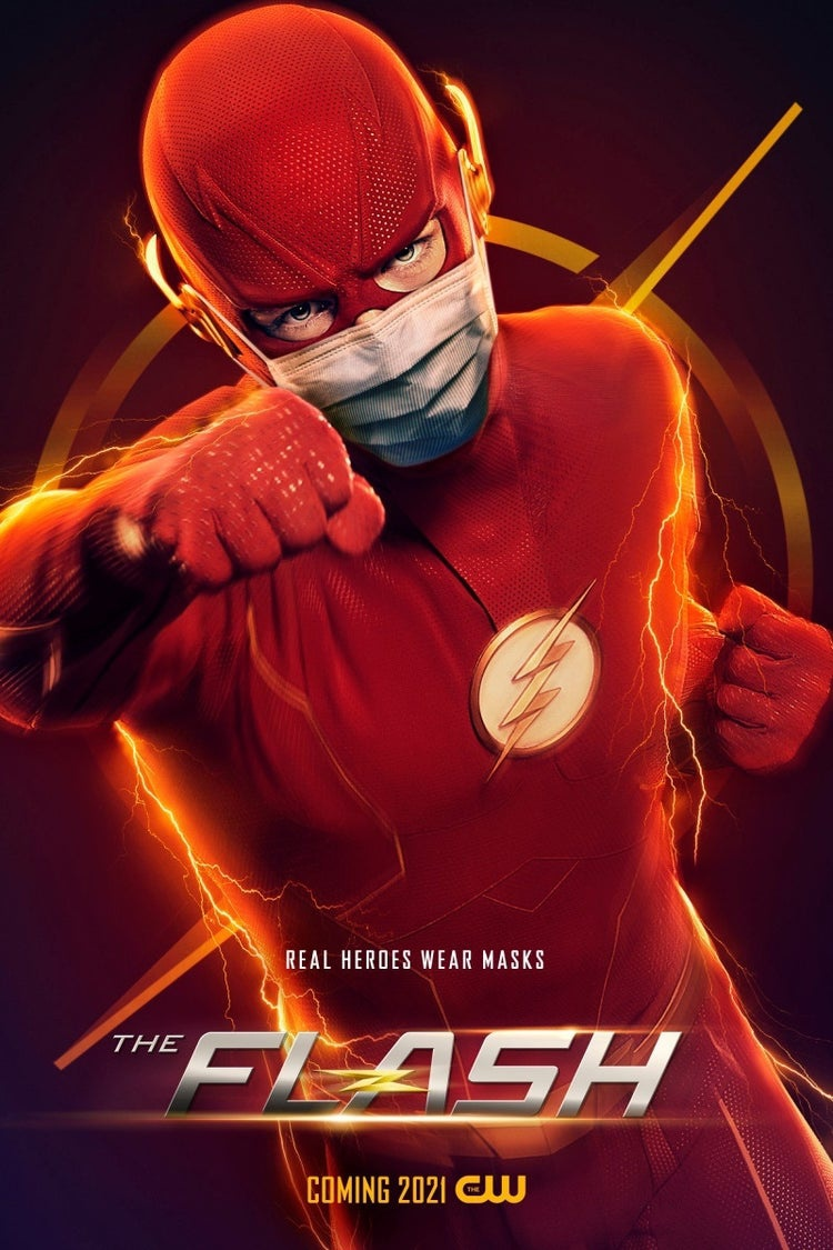 Flash with a Mask