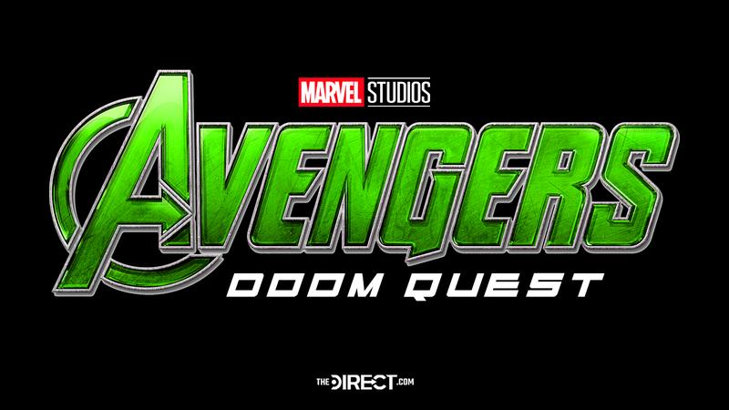 Avengers: Doom Quest logo