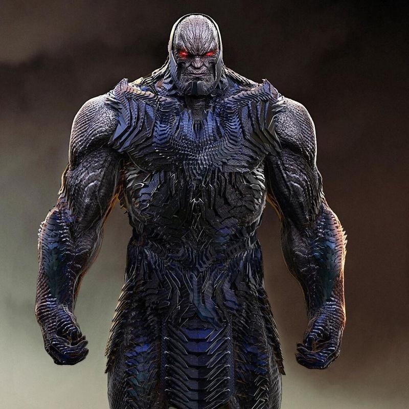 Darkseid concept art