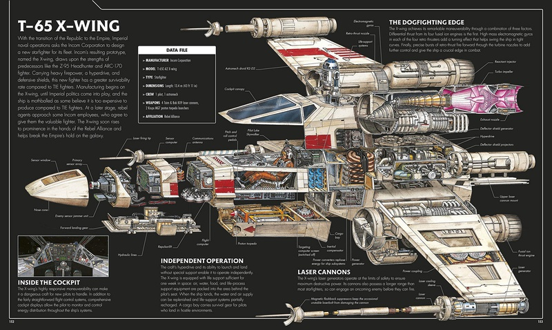 T-65 X-Wing Art