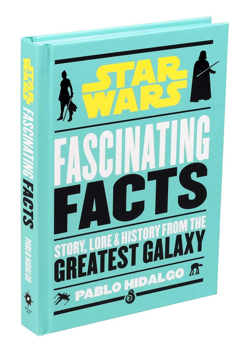 Star Wars Fascinating Facts Cover