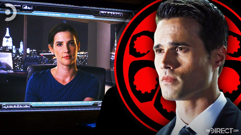 Agents of Shield Age of Ulton Tease, Ward in Hydra