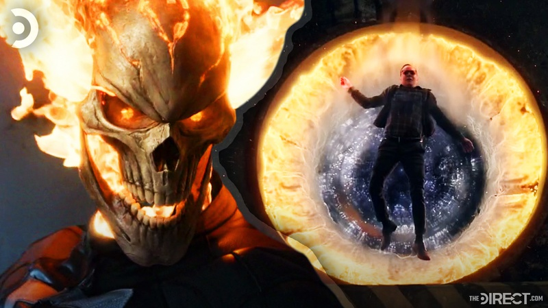Agents of SHIELD, Ghostrider