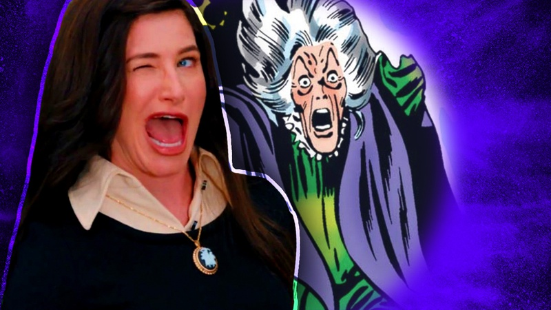 Agatha Harkness from WandaVision, comic Agatha