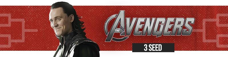 #3 The Avengers Banner