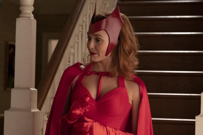 Wanda Halloween WandaVision