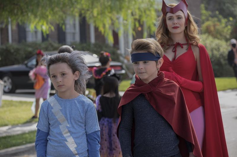 WandaVision Halloween Costumes