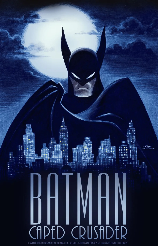 Batman: Caped Crusader First Look