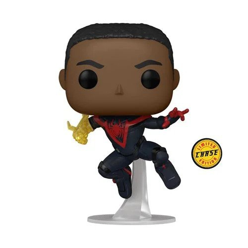 Classic Chase Miles Morales Suit Funko