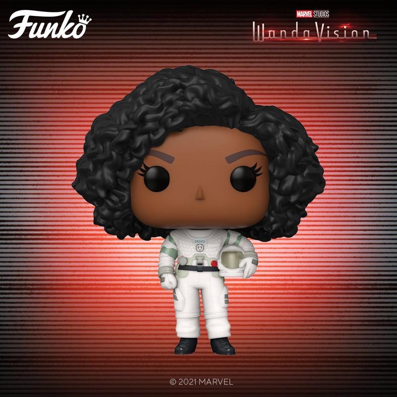 Monica Rambeau Funko figure
