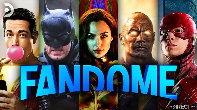 Shazam, Batman, Wonder Woman, Black Adam, Flash