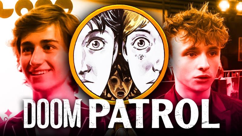 3ª temporada do Doom Patrol: Sebastian Croft e Ty Tennant escalados como detetives de Dead Boy (exclusivo) 1