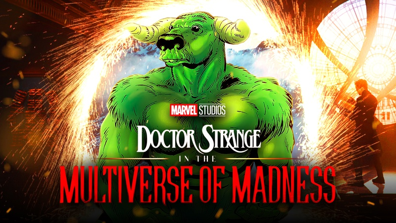 Doctor Strange in Multiverse of Madness Rintrah
