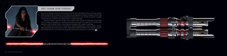 Dark Rey's lightsaber (Courtesy: Screen Rant)