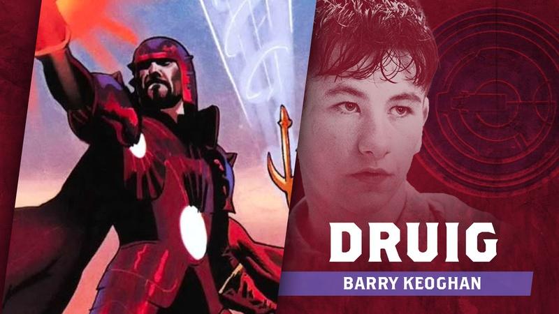 Barry Keoghan, Druig