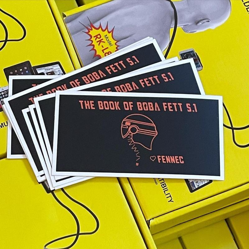 The Book of Boba Fett, Fennec Shand, Star Wars