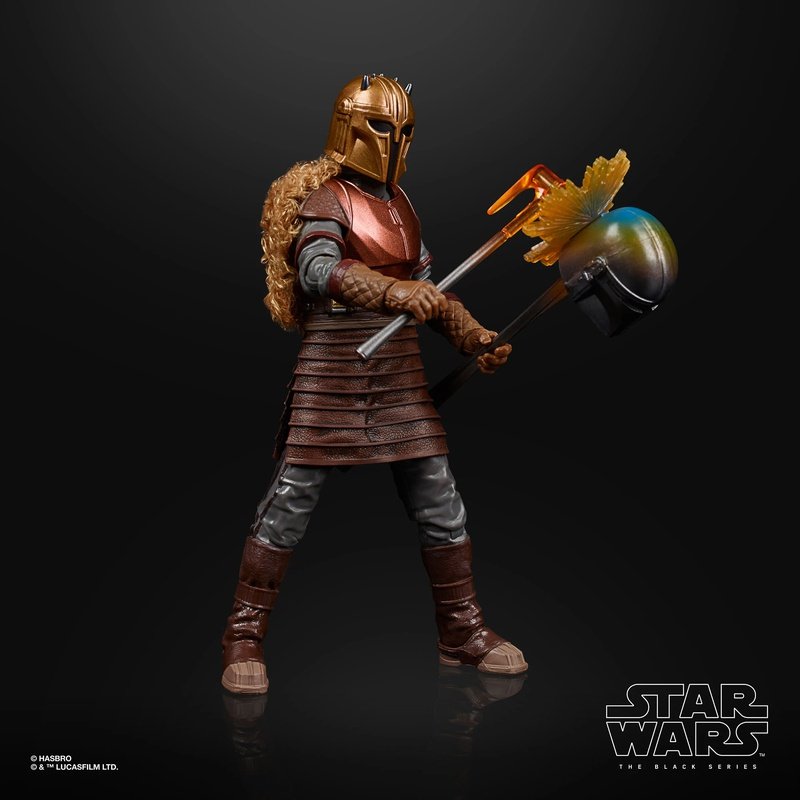 Black Series The Armorer