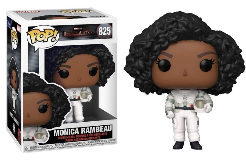 Monica Rambeau Funko box art