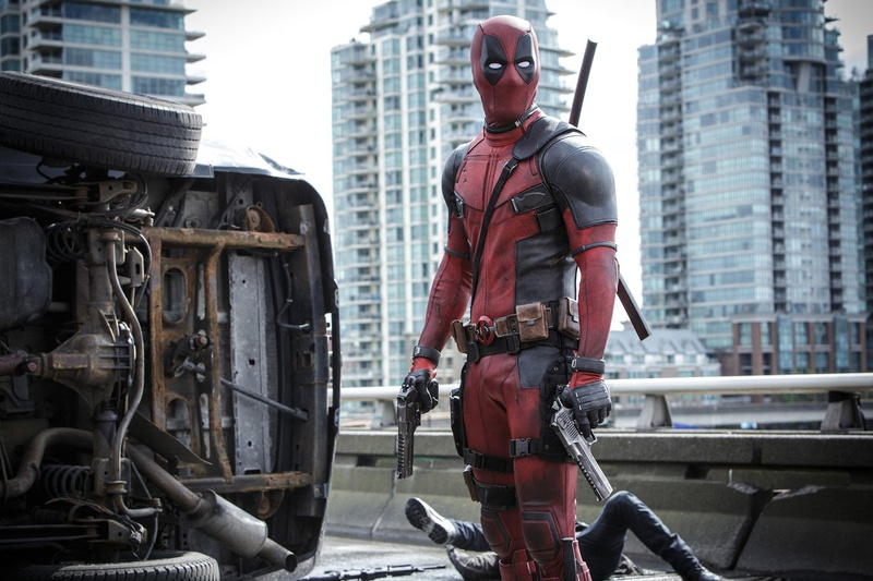 Deadpool Theater Release