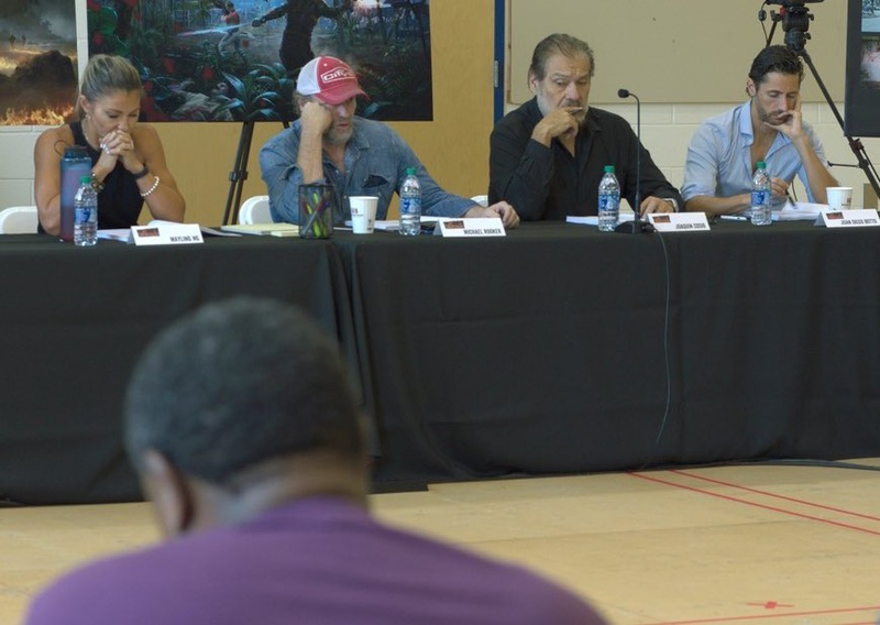 Suicide Squad Table Read 3