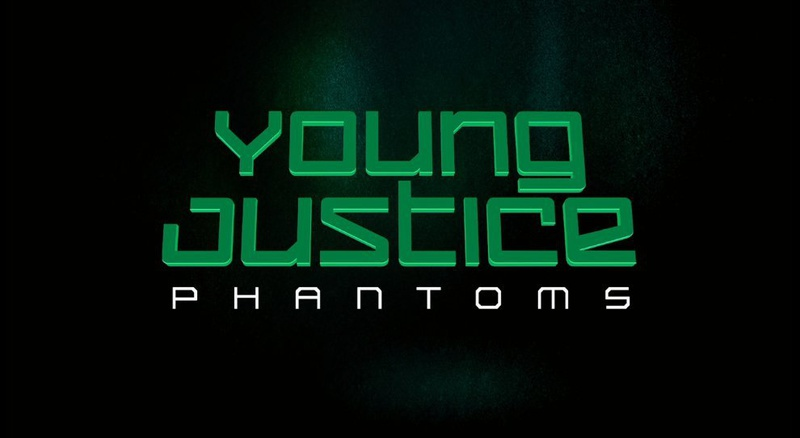 Young Justice: Phantoms Title Reveal (DC FanDome)