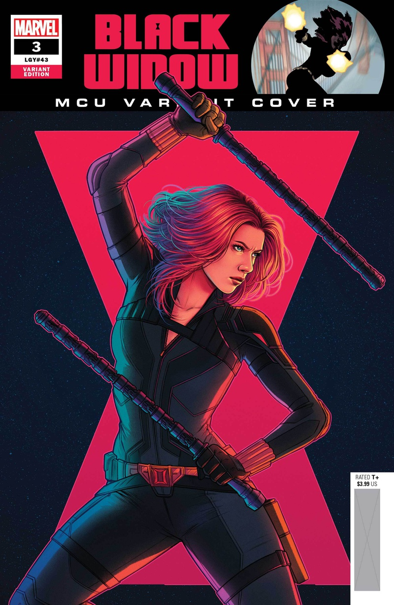 Black Widow Variant Cover 1