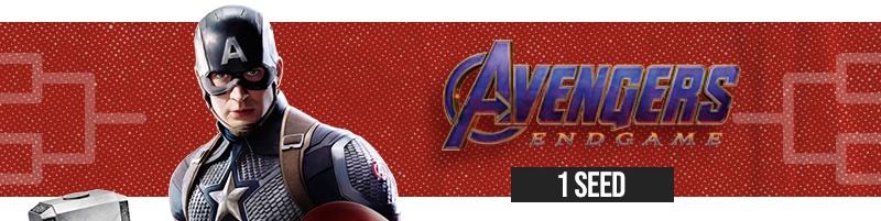 #1 Avengers: Endgame