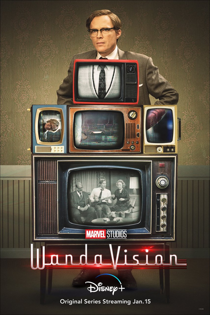 WandaVision Official Poster
