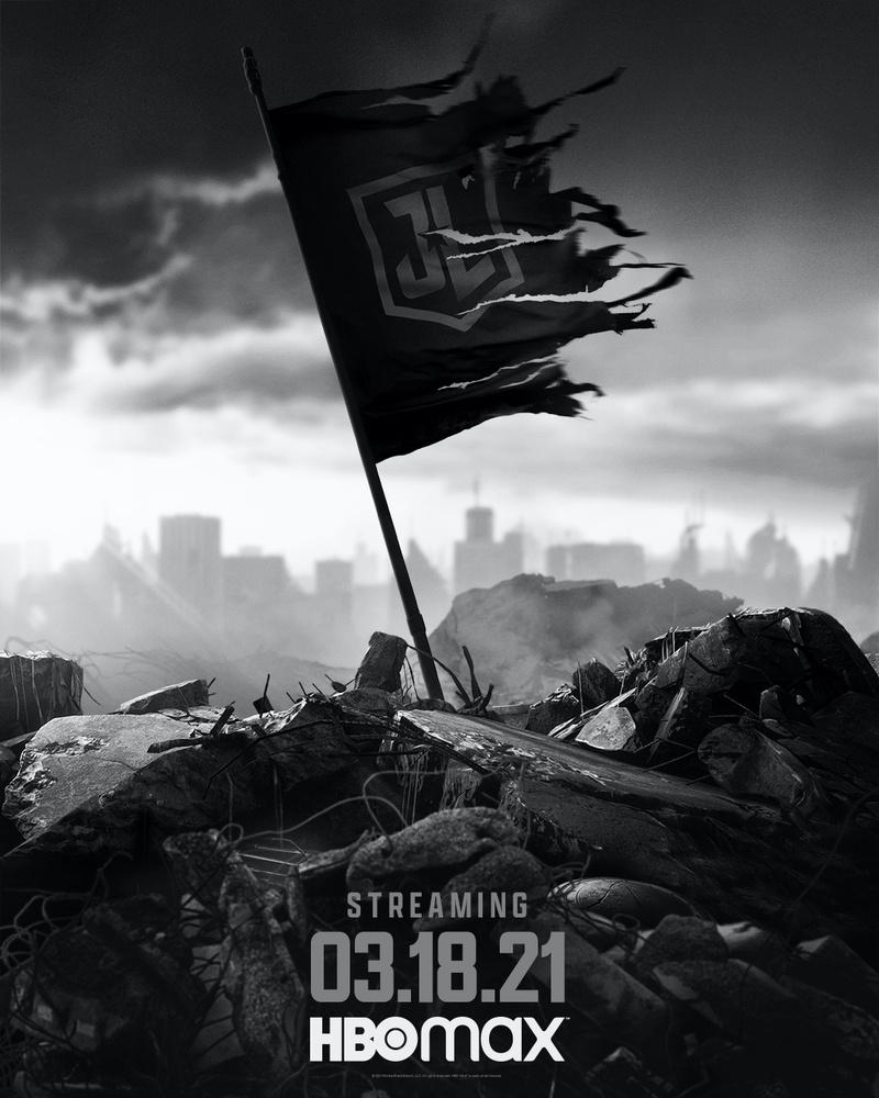 Snyder Cut poster