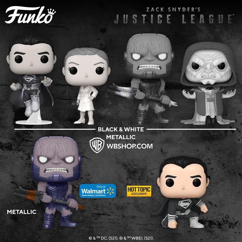 """Ex5uDsnXIAE W29 - Merchandising de la """"Liga de la Justicia de Zack Snyder"""""""