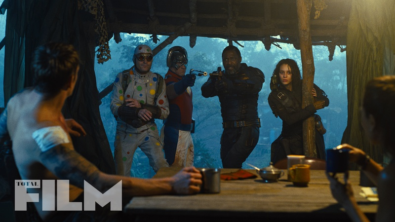 Suicide Squad: David Dastmalchian, John Cena, Idris Elba, Daniela Melchior