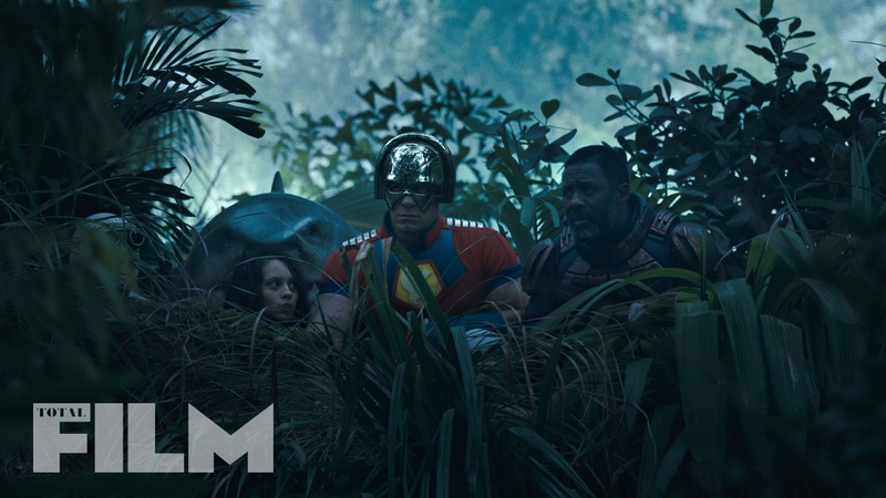 Suicide Squad: Sylvester Stallone as King Shark, Daniela Melchor as Ratcatcher 2, John Cena as Peacemaker, Idris Elba as Bloodsport