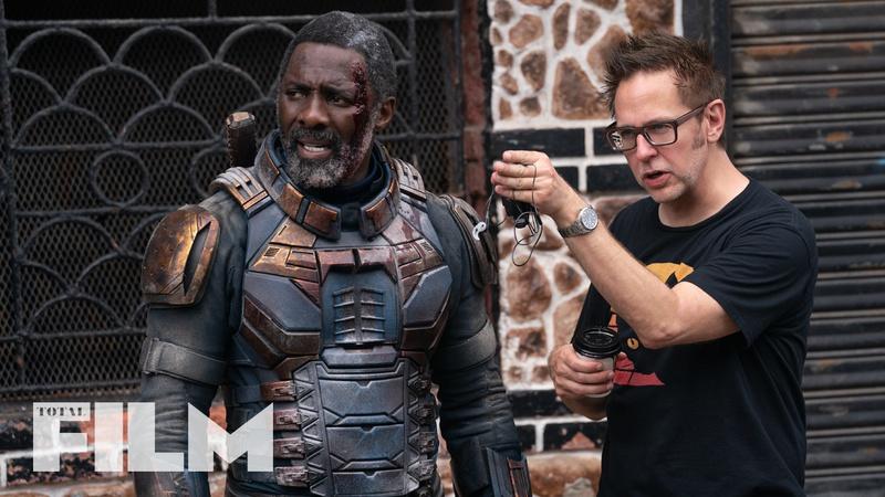 The Suicide Squad, Idris Elba as Bloodsport, James Gunn