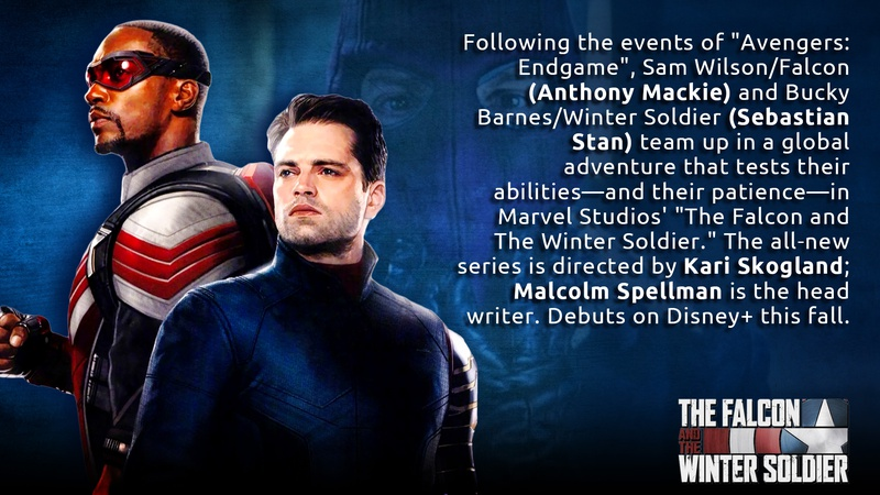 The Falcon and The Winter Solider Synopsis