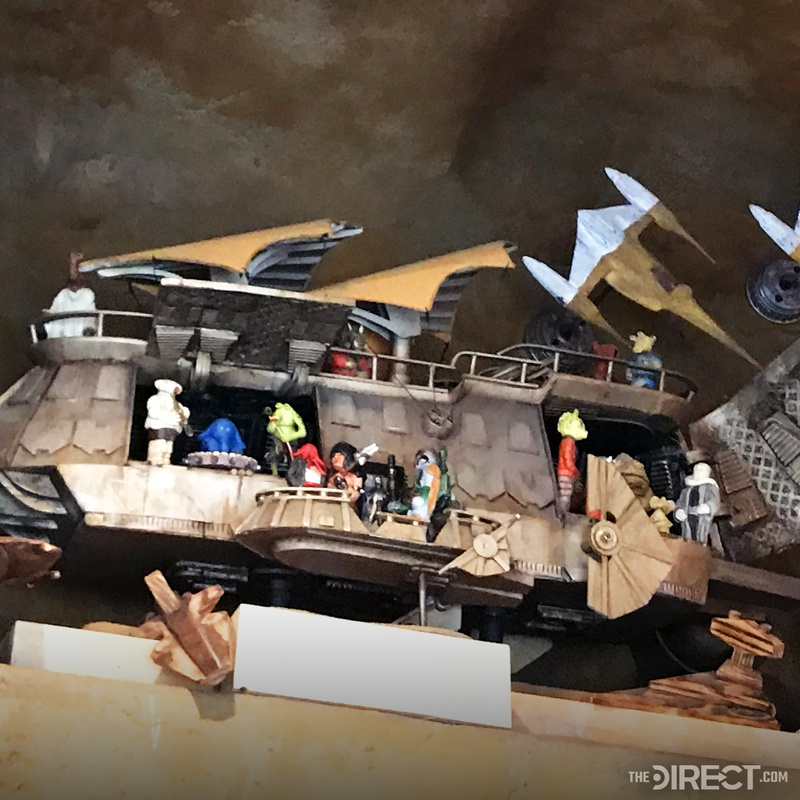 Toy Models at Galaxy's Edge