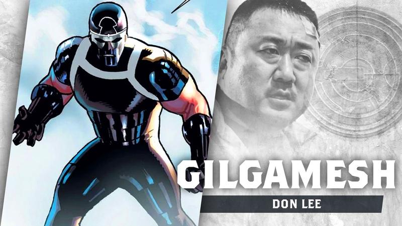 Don Lee, Gilgamesh